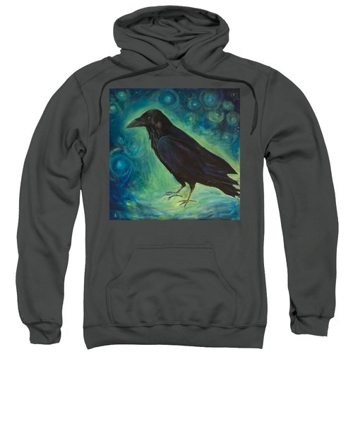 Space Raven Sweatshirt