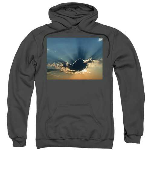 Rays Of Light Sweatshirt