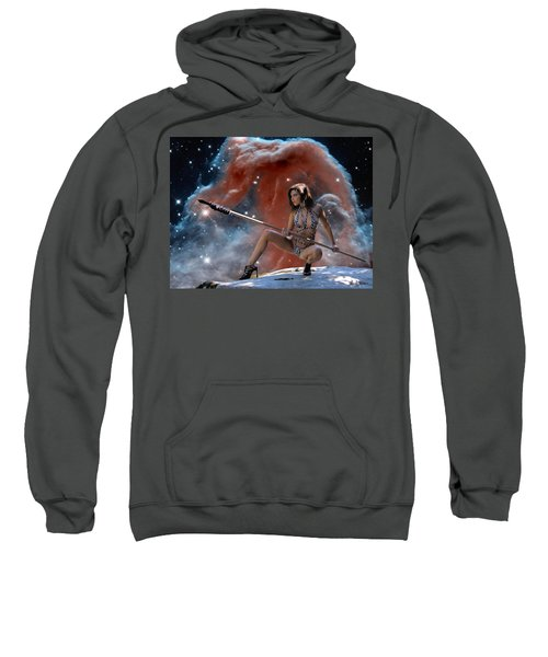 Rebel Warrior Sweatshirt