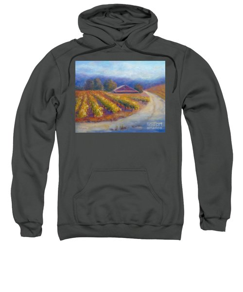 Red Barn Vineyard Sweatshirt