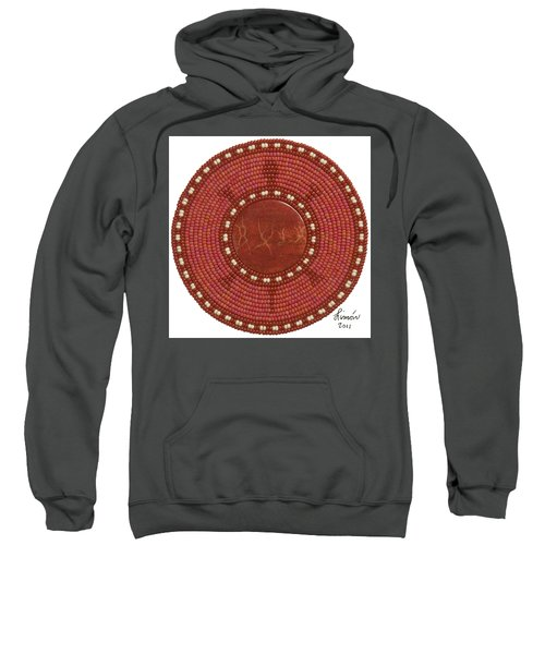 Red Coral Sweatshirt