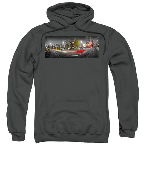 Red Lights Sydney Nights Sweatshirt