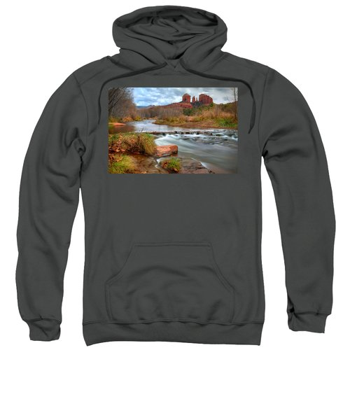 Red Rock Crossing Sweatshirt