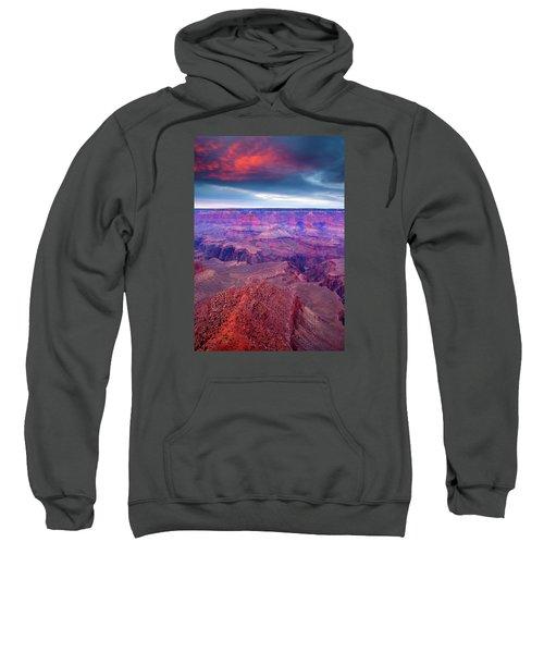 Red Rock Dusk Sweatshirt