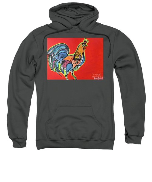 Red Rooster Sweatshirt