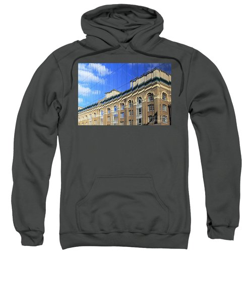 Reflected Building London Sweatshirt