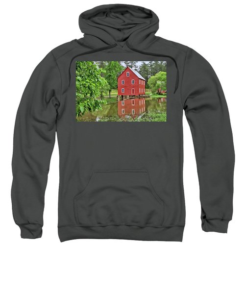 Reflections Of A Retired Grist Mill Sweatshirt