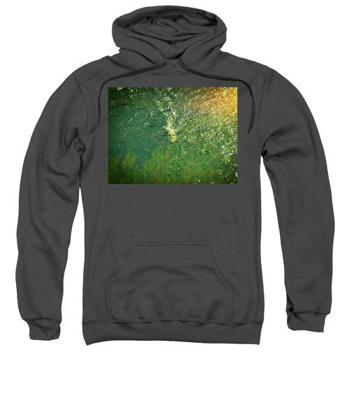 Reflections Of Time Sweatshirt