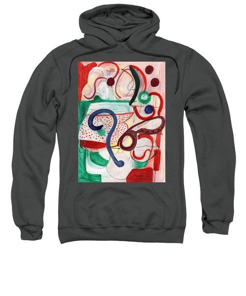 Reflective #6 Sweatshirt