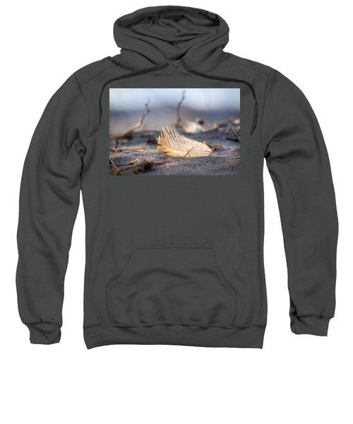 Remnants Of Icarus Sweatshirt by Bill Pevlor
