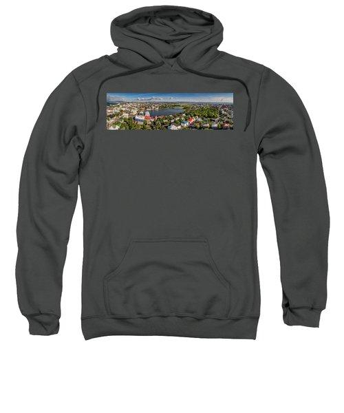 Reykjavik, Iceland, This Image Was Shot Sweatshirt