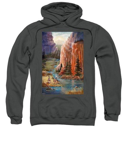 Rim Canyon Ride Sweatshirt