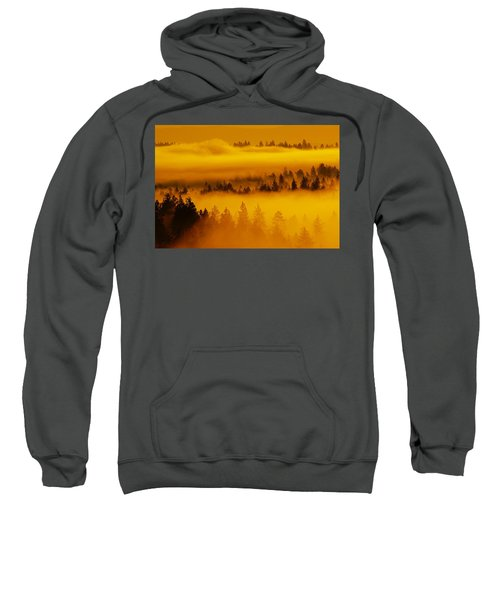 River Fog Rising Sweatshirt