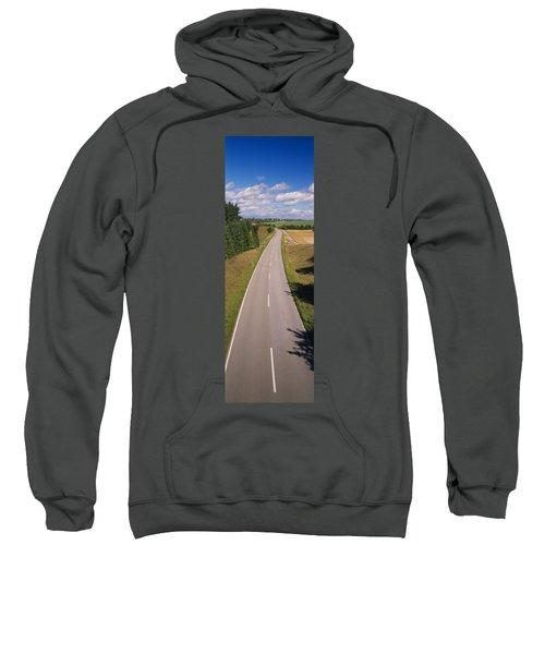 Road, Southern Germany Sweatshirt
