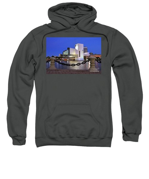 Rock And Roll Hall Of Fame - Cleveland Ohio - 1 Sweatshirt