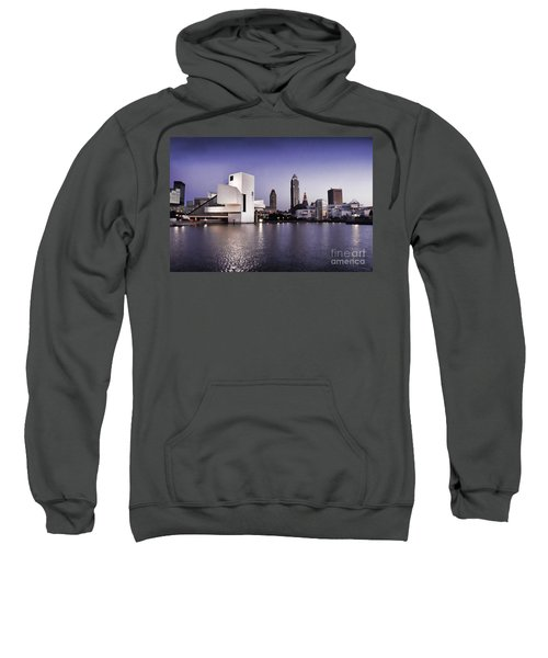Rock And Roll Hall Of Fame - Cleveland Ohio - 2 Sweatshirt