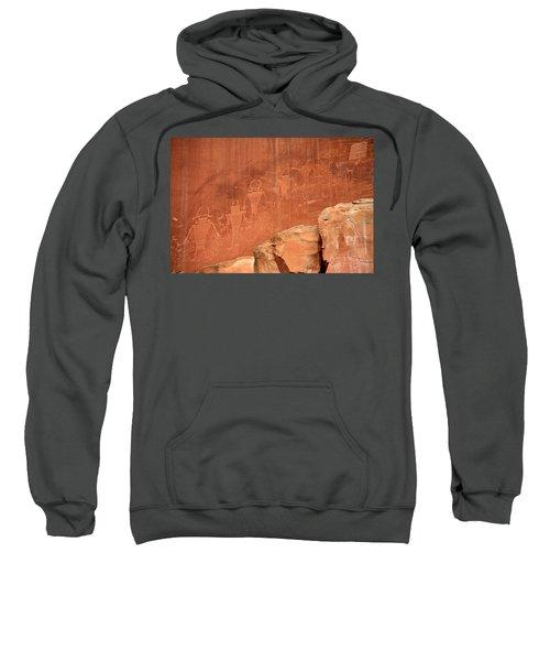 Rock Art Sweatshirt