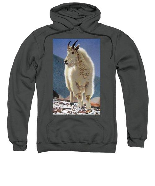 Rocky Mountain Goat Sweatshirt