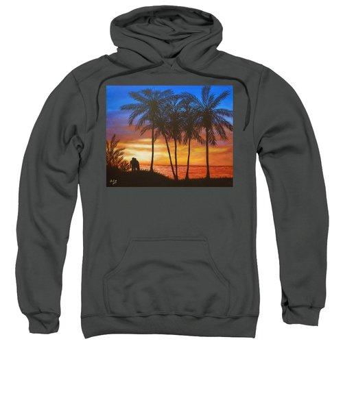 Romance In Paradise Sweatshirt