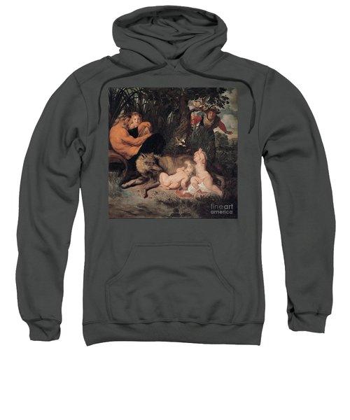 Romulus And Remus Sweatshirt
