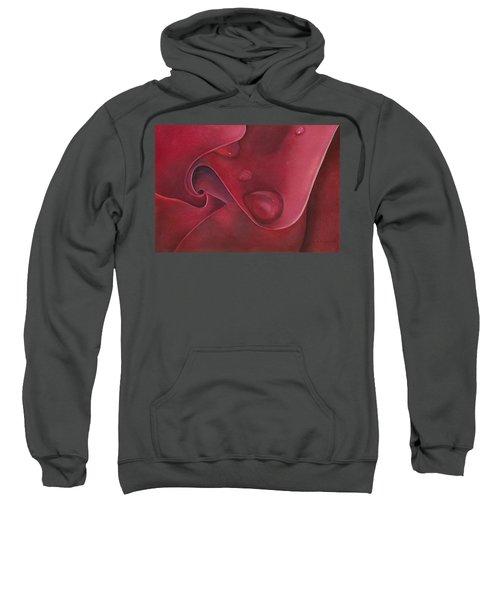 Rose Drop Sweatshirt