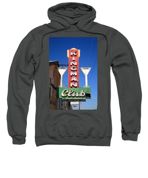 Route 66 - Kingman Club Sweatshirt