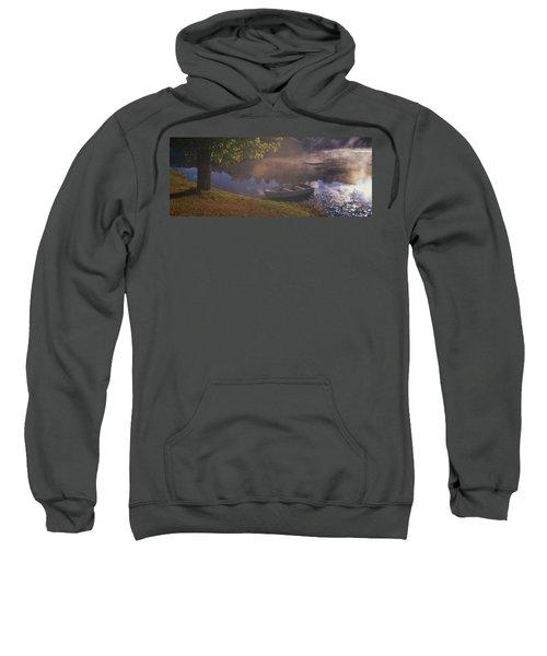 Rowboat Lake Nh Sweatshirt