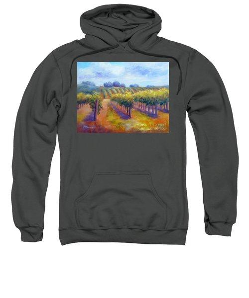 Rows Of Vines Sweatshirt