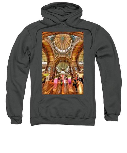 Royal Exhibition Building II Sweatshirt