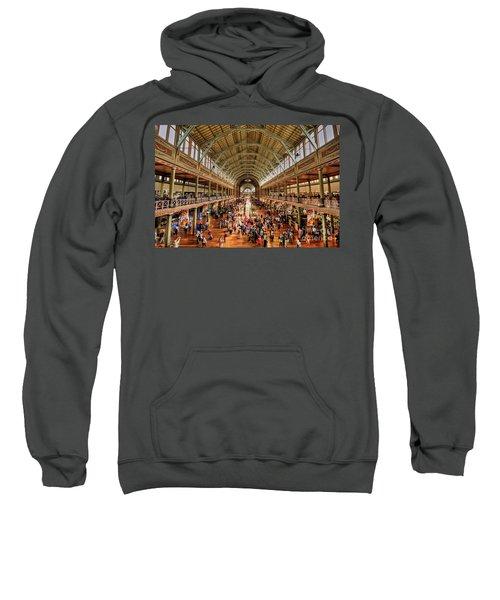 Royal Exhibition Building IIi Sweatshirt