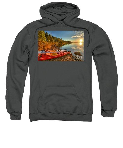 Royale Sunrise Sweatshirt