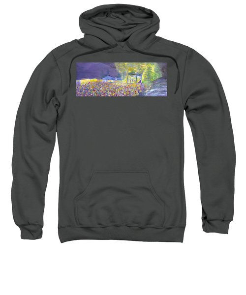 Head For The Hills At The Mish 2011 Sweatshirt