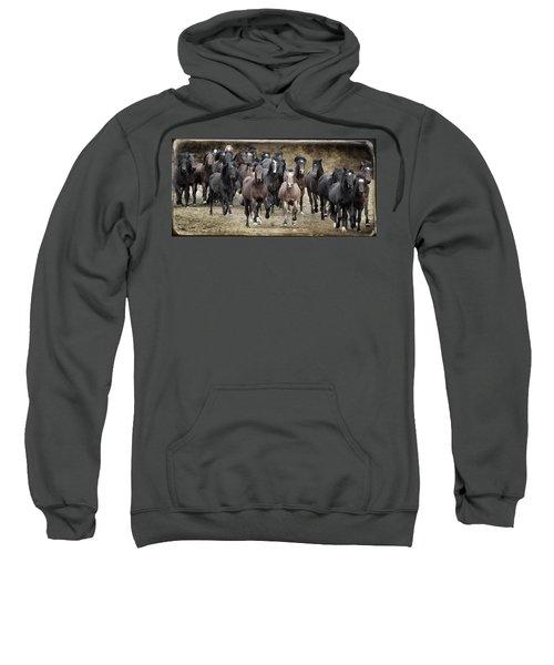 Running Wild Sweatshirt