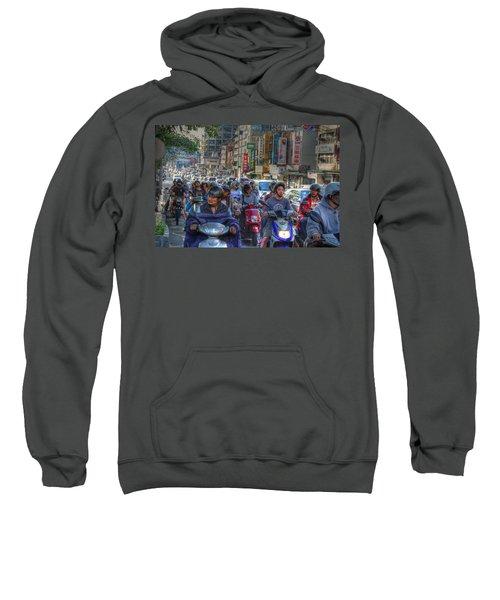Rush Hour Sweatshirt