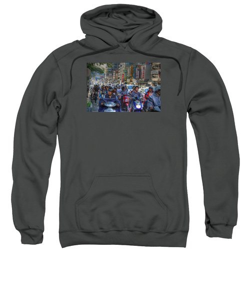 Rush Hour Sweatshirt