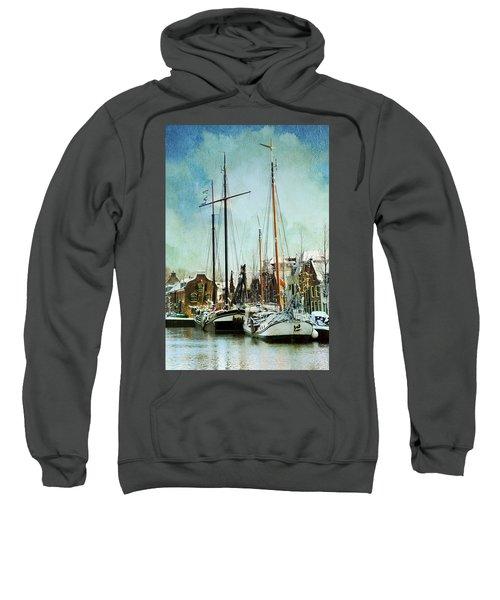 Sailboats Sweatshirt