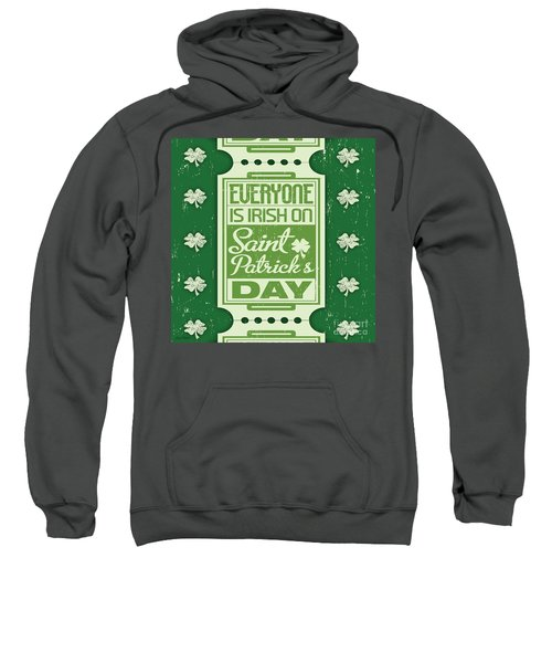 Saint Patricks Day-jp2452 Sweatshirt