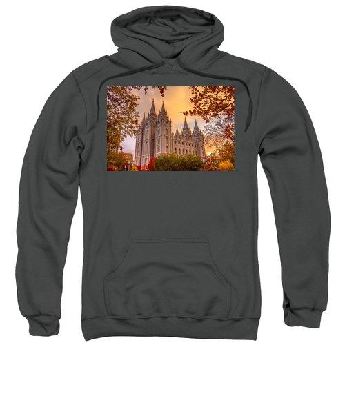 Salt Lake City Temple Sweatshirt