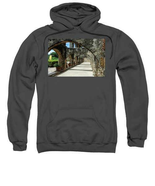 San Antonio Mission Arches Sweatshirt