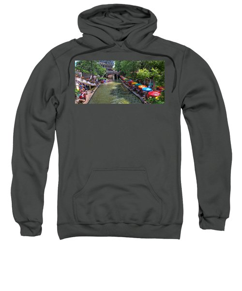 San Antonio Riverwalk Sweatshirt