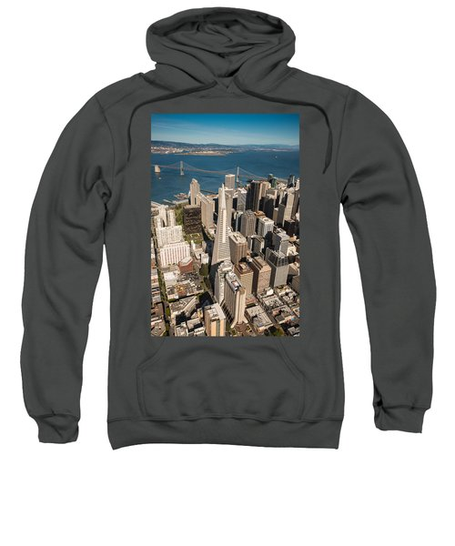 San Francisco Aloft Sweatshirt
