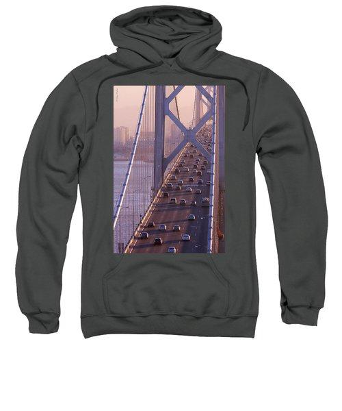 San Francisco Bay Bridge Sweatshirt