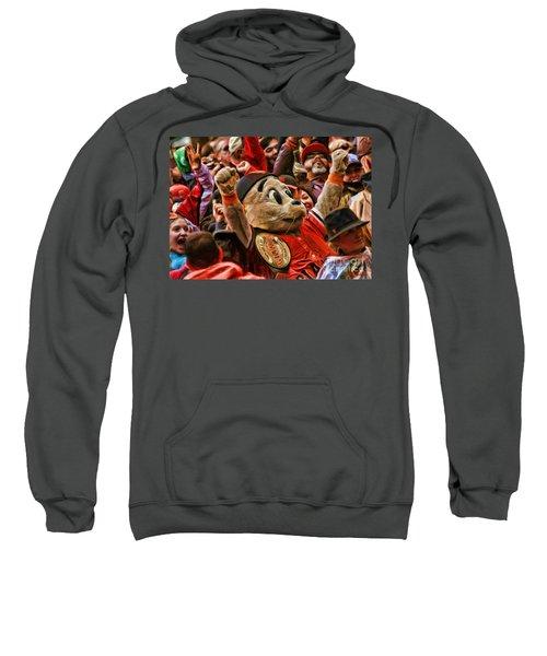 San Francisco Giants Mascot Lou Seal Sweatshirt