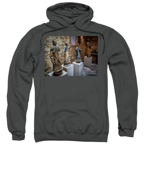 San Pedro Statue Sweatshirt