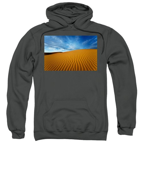 Sands Of Time Sweatshirt by Darren  White