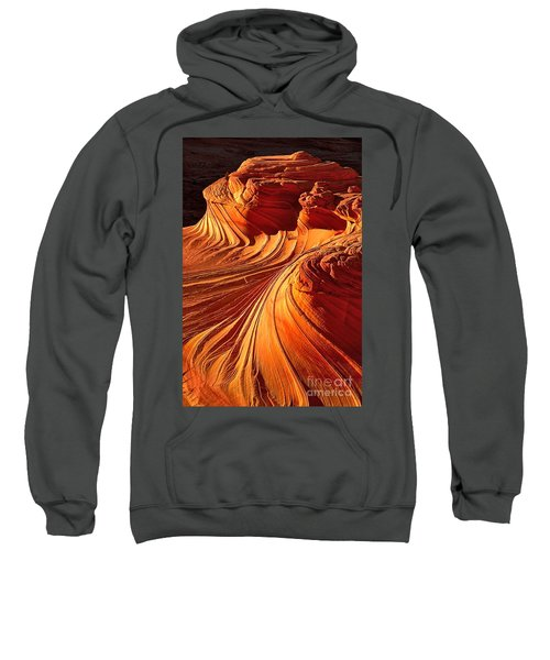 Sandstone Silhouette Sweatshirt