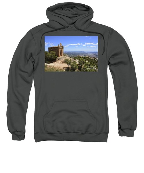 Sant Joan Chapel Spain Sweatshirt