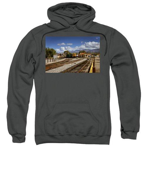 Santa Fe Rail Road Sweatshirt