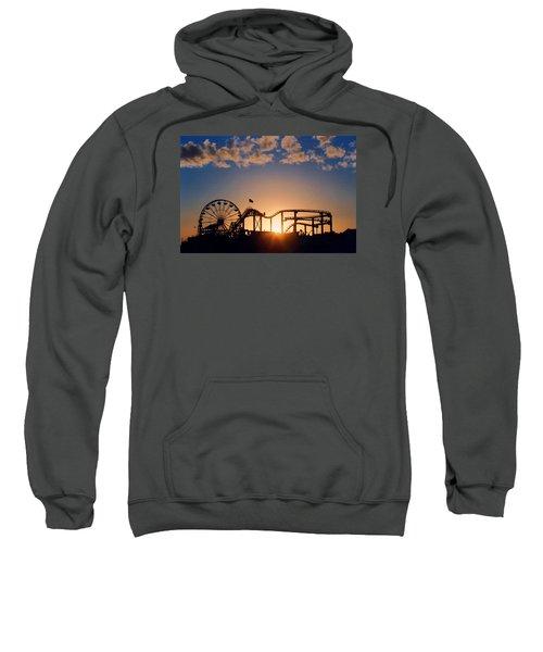 Santa Monica Pier Sweatshirt