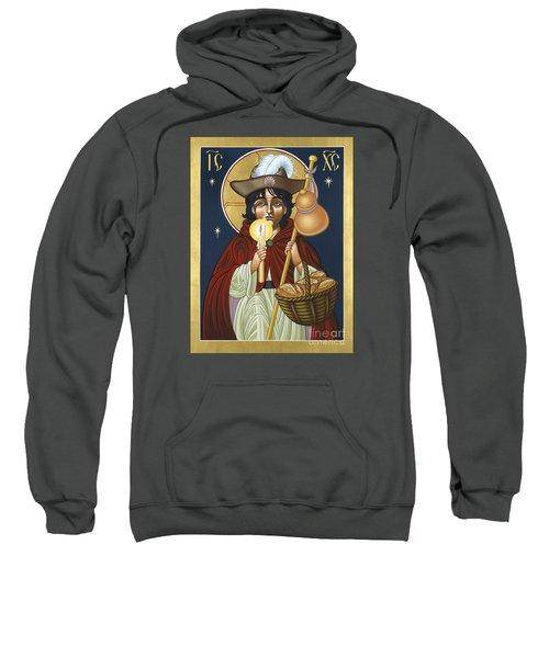 Santo Nino De Atocha 133 Sweatshirt